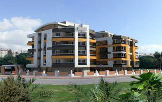Инвестиционный проект в Анталье, качественные недорогие квартиры в районе Лиман