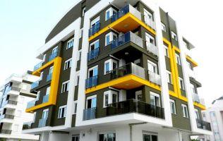 Элитная недвижимость в Анталье, строящийся комплекс в районе Лиман