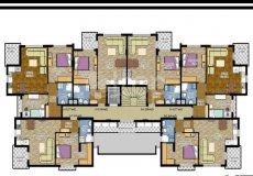 Просторные квартиры 2+1 в районе Лиман, Анталия - 20