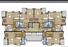Просторные квартиры 2+1 в районе Лиман, Анталия - 21