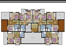 Просторные квартиры 2+1 в районе Лиман, Анталия - 22