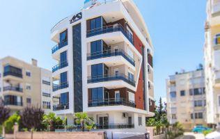 Недвижимость в Анталье от лучшего застройщика, рассрочка на 2 года, Лиман