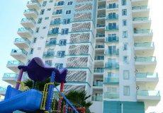 Квартиры в новом комплексе возле моря в Махмутларе - 19