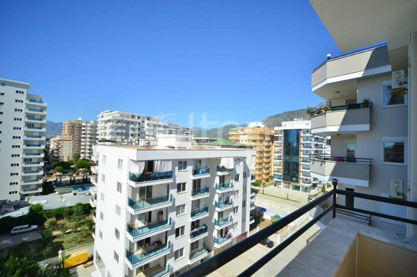 Spacious 2 Bedroom Apartment In The Center Of Mahmutlar