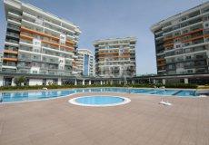 Новый комплекс концепции отеля 5* в Авсалларе. Квартиры в Турции с видом на море - 7