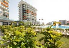 Новый комплекс концепции отеля 5* в Авсалларе. Квартиры в Турции с видом на море - 9
