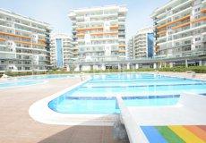 Новый комплекс концепции отеля 5* в Авсалларе. Квартиры в Турции с видом на море - 10