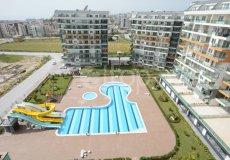 Новый комплекс концепции отеля 5* в Авсалларе. Квартиры в Турции с видом на море - 12