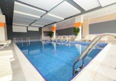 Новый комплекс концепции отеля 5* в Авсалларе. Квартиры в Турции с видом на море - 15