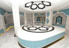 Новый комплекс концепции отеля 5* в Авсалларе. Квартиры в Турции с видом на море - 30