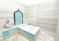 Новый комплекс концепции отеля 5* в Авсалларе. Квартиры в Турции с видом на море - 31