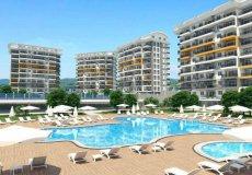 Новый комплекс концепции отеля 5* в Авсалларе. Квартиры в Турции с видом на море - 2
