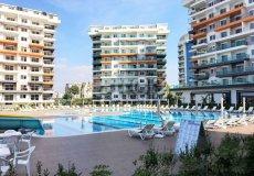 Новый комплекс концепции отеля 5* в Авсалларе. Квартиры в Турции с видом на море - 6