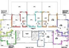 Новый комплекс концепции отеля 5* в Авсалларе. Квартиры в Турции с видом на море - 50