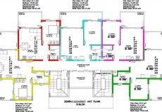 Новый комплекс концепции отеля 5* в Авсалларе. Квартиры в Турции с видом на море - 55