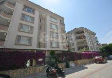 Меблированная квартира 2+1 по доступной цене, в комплексе в районе Оба, Аланья - 3