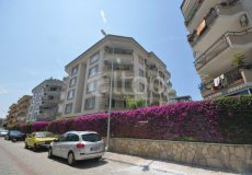 Меблированная квартира 2+1 по доступной цене, в комплексе в районе Оба, Аланья - 4