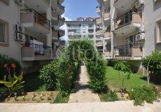Меблированная квартира 2+1 по доступной цене, в комплексе в районе Оба, Аланья - 5