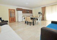 Меблированная квартира 2+1 по доступной цене, в комплексе в районе Оба, Аланья - 13