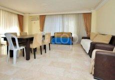 Меблированная квартира 2+1 по доступной цене, в комплексе в районе Оба, Аланья - 14
