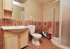 Меблированная квартира 2+1 по доступной цене, в комплексе в районе Оба, Аланья - 15
