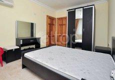 Меблированная квартира 2+1 по доступной цене, в комплексе в районе Оба, Аланья - 17