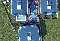 Элитный комплекс в Авсалларе всего в 400 м от песчаного пляжа - 12