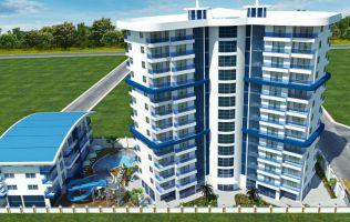 Новый современный проект в Алании. Квартиры с рассрочкой платежа.