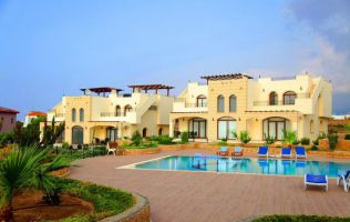 Квартиры 1+1, 2+1 в хорошем новом комплексе, Кирения, Северный Кипр.