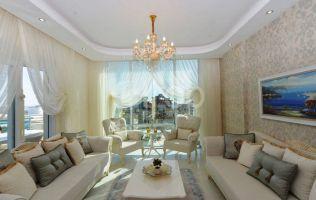 Роскошные апартаменты с современным дизайном в Аланье р. Махмутлар