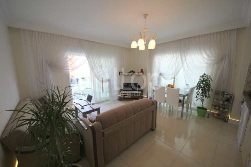 Inexpensive apartment 1 + 1 with furniture in Alanya in Mahmutlar!