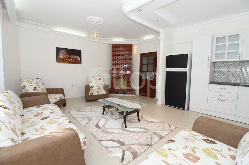 Inexpensive apartment 2 + 1 with furniture in Alanya Mahmutlar!