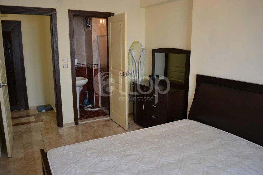 Inexpensive apartment 3 + 1 with furniture in Alanya Mahmutlar!