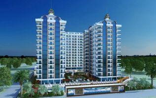 Апартаменты в комплексе премиум-класса на стадии строительства по очень выгодной цене.