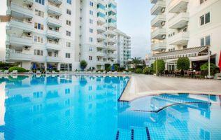 Просторные квартиры в современном жилом комплексе, в 200 м от Средиземного моря.