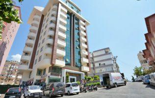 Квартира 1+1 в современном комплексе, расположеная всего в 500 м от центра г. Алания