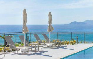 Шикарная квартира в новой роскошной резиденции класса Люкс с панорамным видом на Средиземное Море.