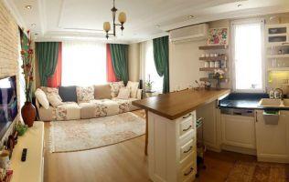 Квартира 2+1 c красивой дизайнерской внутренней отделкой