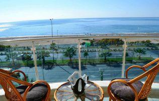 Меблированная квартира 2+1 с восхитительным видом на море
