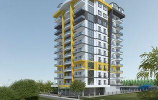 Инвестиционный проект! Новые квартиры в Алании с рассрочкой платежа