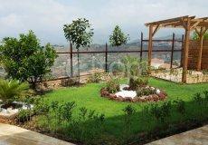 Меблированная вилла с красивым видом в Алании  - 33