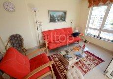 Меблированная  квартира в комплексе с богатой инфраструктурой в Джикджилли, Аланья - 16