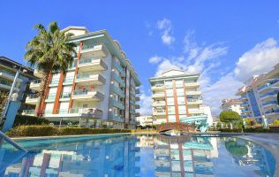 Турция коньялты купить квартиру
