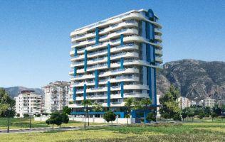 Новый строящийся комплекс в Махмутларе! Беспроцентная рассрочка!