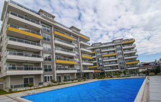 Престижный жилой комплекс в Алании, в развивающемся районе Кестель