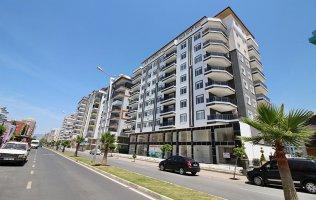 НЕДОРОГО.Новая квартира с мебелью в центре Махмутлара, Аланья