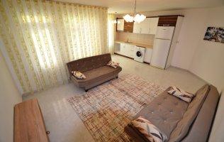 Трехкомнатная квартира с мебелью в Аланье, Махмутлар