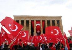 29 октября в Турции отметили 95-ю годовщину провозглашения Республики