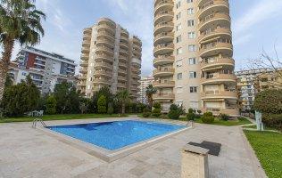 Трехкомнатные апартаменты в Аланье по приемлемой цене