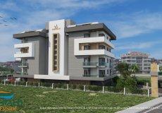 Начинается строительство нового жилого комплекса в Оба, Алания - 7